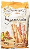 Mulino Bianco Grissini Sgranocchi Croccanti Perfetti come Snack - 220 g...