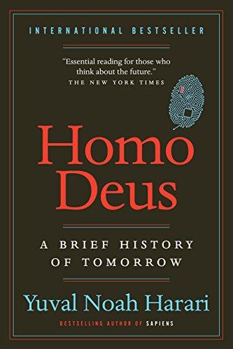 Front cover of Yuval Noah Harari's