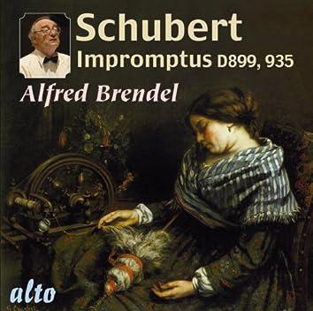 Schubert: Impromptus (complete); Moments Musicaux (selected)