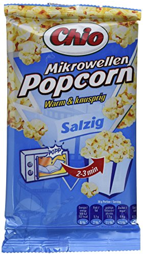 Chio Popcorn salzig, 11er Pack (11 x 100 g)