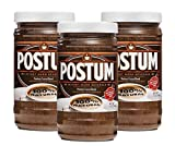 Hot Cocoa Natural Blend Coffee Alternative - Instant, Healthy, Chocolate Flavor Coffee Substitute (3 x 7oz) - Caffeine Free Coffee Replacement for Breakfast, Gourmet & Pantry Pack