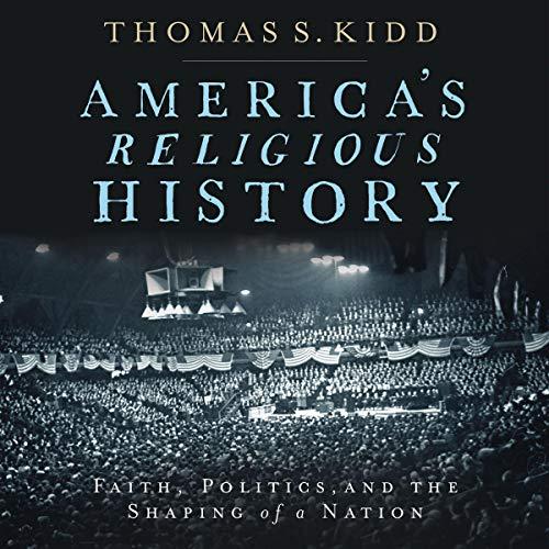 America's Religious History audiobook cover art