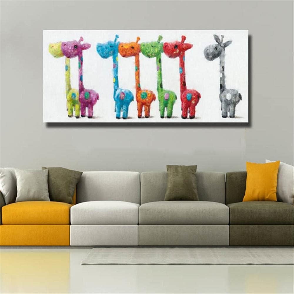 Washington Mall Diamond Painting Colorful Donkeys Finally popular brand 5d Paintin Art