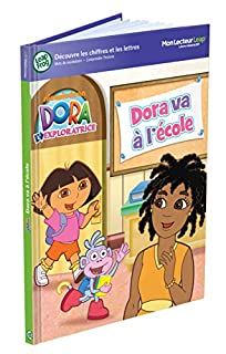 LeapFrog - 80847 - Jeu Educatif - Livre Mon Lecteur Leap/Tag - Dora va à l'école (Nickelodeon) (B001RTU42C) | Amazon price tracker / tracking, Amazon price history charts, Amazon price watches, Amazon price drop alerts