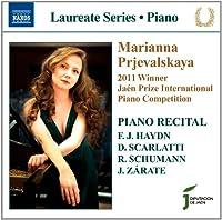 Marianna Prjevalskaya (Piano Laureate Series)