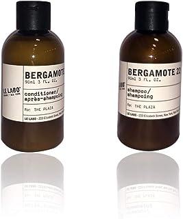 Le Labo Bergamote 22 Shampoo & Conditioner - lot of 2 (1 of each) - 3oz bottles.