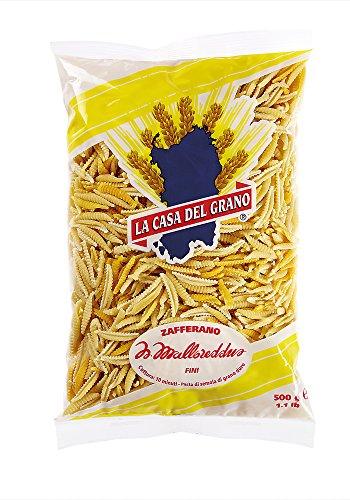 Malloreddus Feine Safran Haus Weizen 500 g