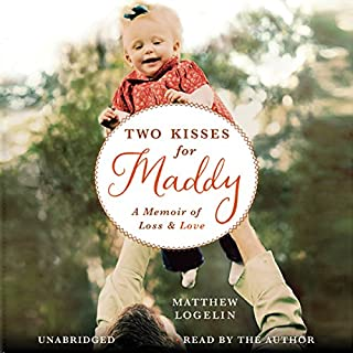 Two Kisses for Maddy audiobook cover art