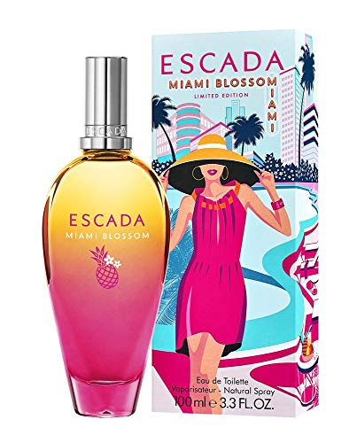 Escada Miami Blossom Eau de Toilette, 1er Pack (1 x 100 ml)
