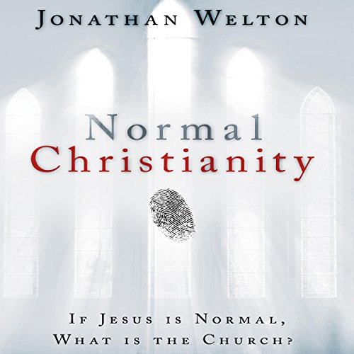 Normal Christianity audiobook cover art