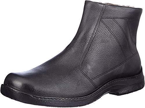 Jomos Herren Feetback Schneestiefel, Schwarz (schwarz 45-000), 42 EU