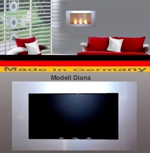 Bio etanolo camino Diana-Modell scelta fra 5 colori