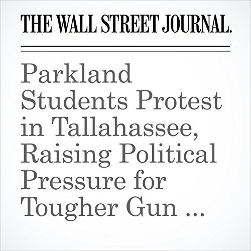 Parkland Students Protest in Tallahassee, Raising Political Pressure for Tougher Gun Laws copertina
