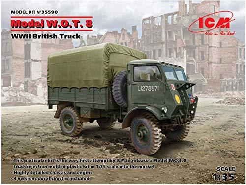 ICM ICM35590 1:35 W.O.T. 8 WWII British Truck