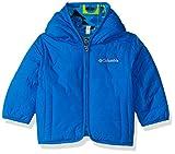 Columbia Unisex Baby Infant Double Trouble Jacket, Super Blue...