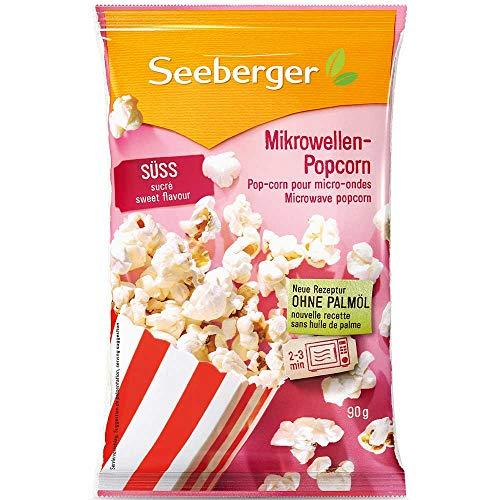 Seeberger Mikrowellen-Popcorn süß, 90 g