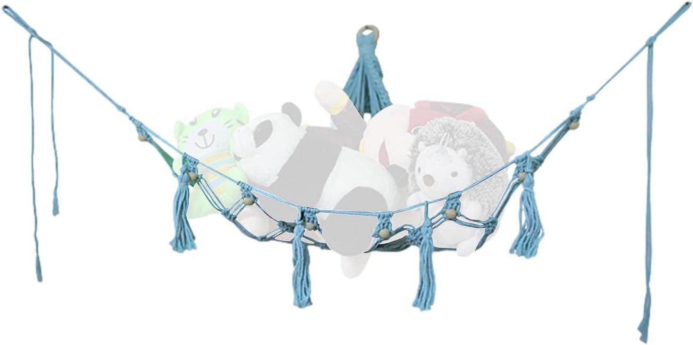 CargoTi Toy Tucson Mall Storage Hammock for Teddies Superlatite Animals Stuffed M Large