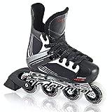 Rollerblade Dynamo-Adj Hockey Patins à roulettes Noir