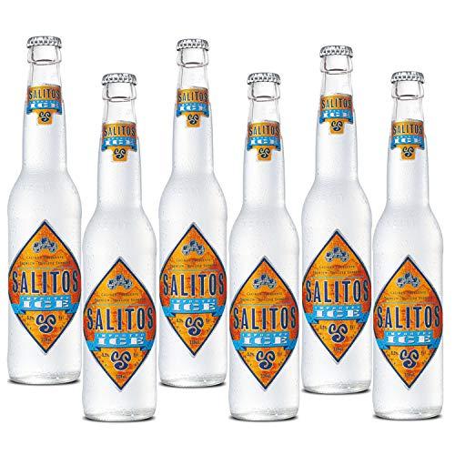 Salitos Ice Cervezas - Pack 6 Unidades