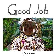 yonawo「good job」の歌詞を収録したCDジャケット画像