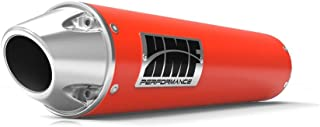 HMF Can-Am Outlander 1000 XMR 2013 - 2016 Can-Am Red/Pol Euro Slip On Exhaust