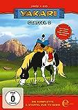 Yakari - 'DVD Staffelbox' - Die komplette zweite Staffel zur TV-Serie