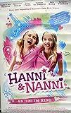 Hanni und Nanni - Banner/Kinobanner Größe 250cm x 160cm