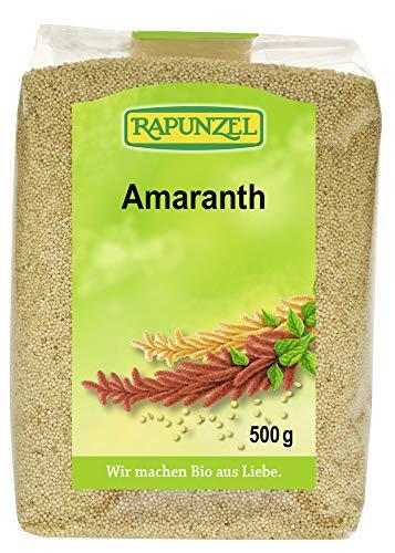 Rapunzel Amaranth-Samen, 2er Pack (2 x 500 g) - Bio