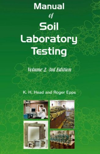 Manual of Soil Laboratory Testing, Third Edition: Volume Two: Permeability, Shear Strength and Compr