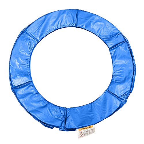DJL Fun Trampoline Replacement Safety Pad Spring Cover 36-inch Diameter - Blue