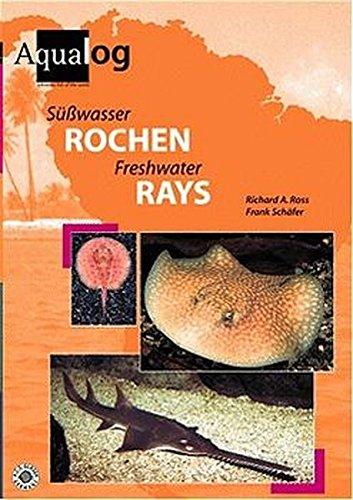Aqualog, Bd.15, Süßwasser-Rochen