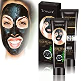 Collagen Gold Peel Off Facial Mask, Brightening Whitening Face Mask, Moisturizing Face Skin for Women Men, Anti-wrinkle Smoothing Oil-control, Shrink Pores, Christmas Gift