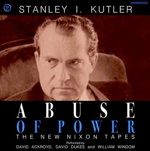 Abuse of Power audiobook cover art
