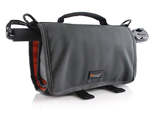 GoScope Pro Flex Case - Roll & Go Storage Bag for GoPro HERO4