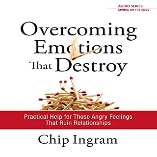 Overcoming Emotions That Destroy  audiobook cover art