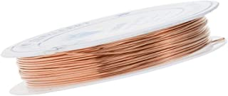 Baosity Copper Wire For Jewellery Making Artistic Craft Wire 0.25-1mm 19-33 Gauge