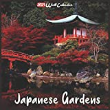 Japanese Gardens 2021 Wall Calendar: Official Japanese Gardens Calendar 2021, 18 Months