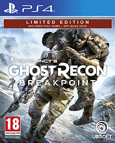 Ghost Recon: Breakpoint - Limited Edition avec contenu...
