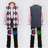 ●●サイズ選択可●●L0089LCL コスプレ衣装 ハウルの動く城 ハウル 男性LLサイズ