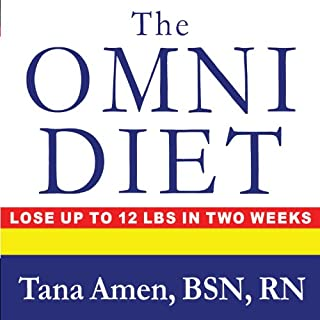 The Omni Diet audiobook cover art