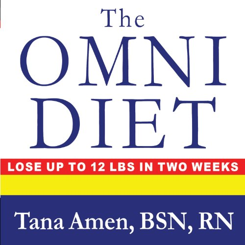 The Omni Diet audiobook cover art