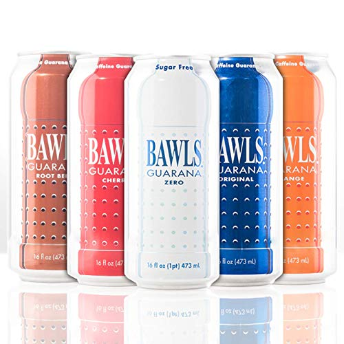BAWLS Variety 16oz 12 pack