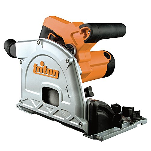 Triton TTS1400 6-1/2-Inch Plunge Track Saw 1400W