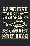 Cuaderno: pescadores, pesca, pesca, pescador, caña de pescar,: 100 páginas: cuaderno, cuaderno de cuaderno, diario, para hacer la lista, dibujo, para planificar, organizar y grabar.