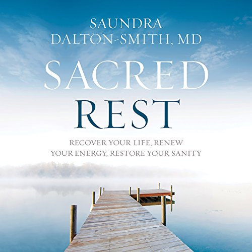 Sacred Rest audiobook cover art