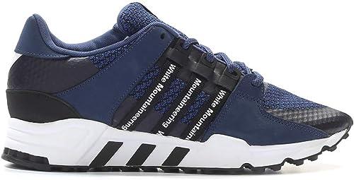 Adidas blanc Mountaineering EquipeHommest Homme Chaussures Bleu
