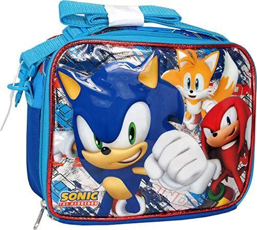 Sonic Soft lunch bag