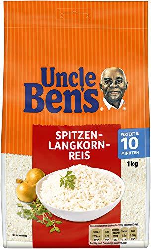 Uncle Ben's Spitzen Langkorn Reis, 10 Minuten Lose, 3 Beutel...