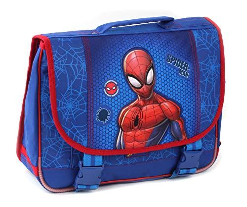 Marvel Spider-Man Cartable pour Enfants - Spiderman...