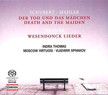 Mahler, G.: Death and the Maiden / Wagner, R.: Wesendonck-Lieder
